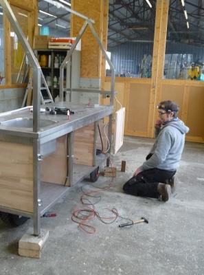 Atelier bois