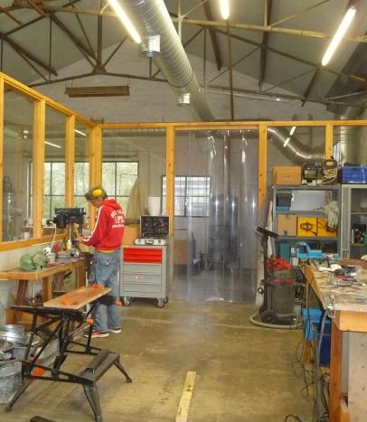 atelier métal